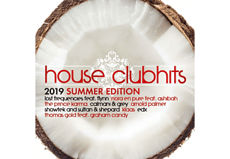 VARIOUS - House Clubhits Summer Edition 2019 - (CD)