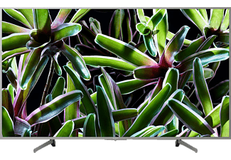 SONY KD-65XG7077, 164 cm (65 Zoll), UHD 4K, SMART TV, LED TV, 400 Hz, DVB-T2 HD, DVB-C, DVB-S, DVB-S2