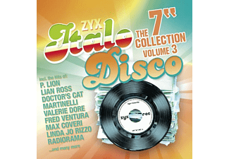 VARIOUS - ZYX ITALO DISCO THE 7 COLLECTION 3 - (CD)