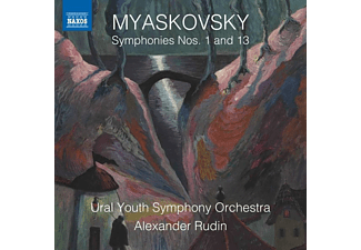 Rudin/Ural Youth Symphony Orchestra - Sinfonien 1 and 13 - (CD)