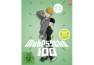 Mob Psycho 100 – DVD Box 1 (Episoden 1-6) - (DVD)