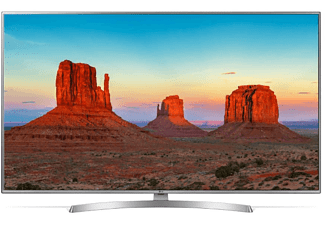 "TV LED 43"" - LG 43UK6950PLB, UHD 4K 3xHDR, Panel IPS, AI Smart TV ThinQ webOS 4.0, Sonido DTS-X"