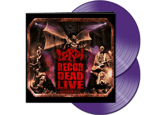 Lordi - Recordead Live-Sextourcism In Z7 (Gtf.Purple 2LP) - (Vinyl)