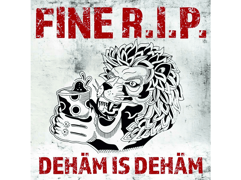 Fine R.I.P. - DEHÄM IS DEHÄM [CD]