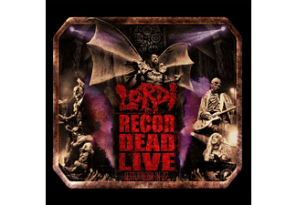 Lordi - Recordead Live-Sextourcism In Z7 (DVD+2CD) - (CD + DVD Video)