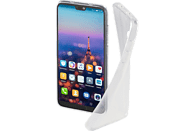 HAMA Crystal Clear , Backcover, Huawei, P20 Pro, Thermoplastisches Polyurethan, Transparent