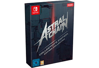 Astral Chain (Collector's Edition) - Nintendo Switch