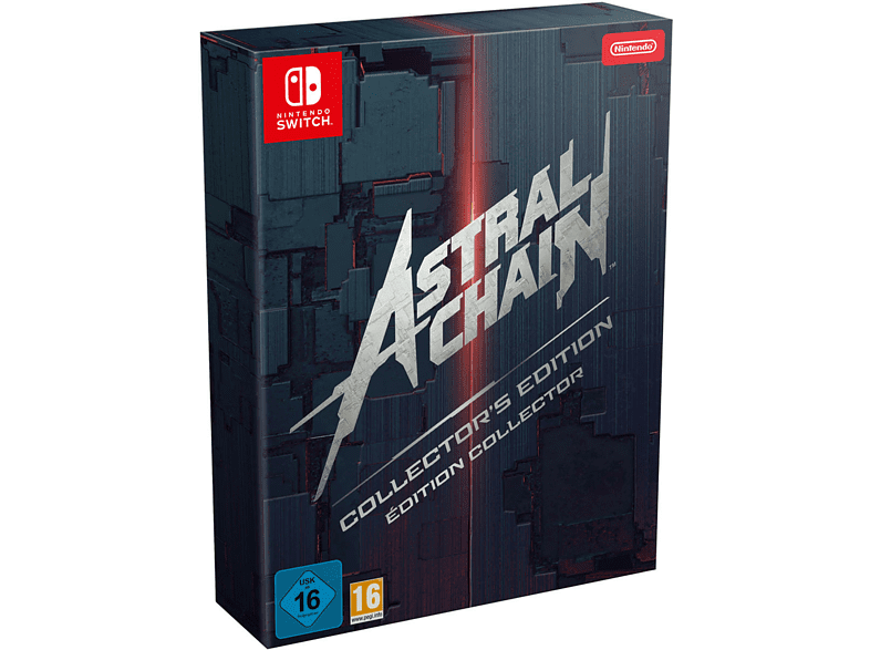 Astral Chain (Collector's Edition) [Nintendo Switch]