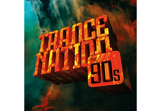 VARIOUS - Trance Nation-The 90s (Ltd.Edition) - (Vinyl)