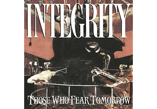 Integrity - Those Whoe Fear Tomorrow (Clear Red Vinyl) - (Vinyl)