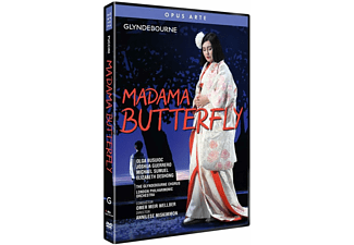 VARIOUS - Madama Butterfly (Glyndebourne) - (DVD)