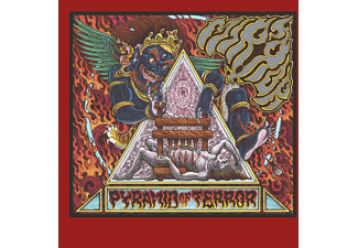 Mirror - PYRAMID OF TERROR - (CD)