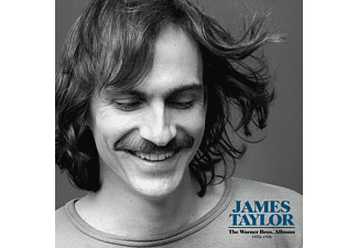 James Taylor - The Warner Bros.Albums:1970-1976 - (Vinyl)