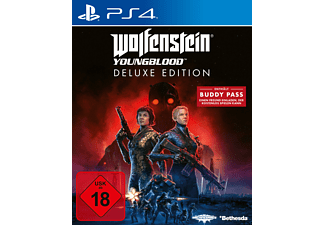 Wolfenstein Youngblood - Deluxe Edition - PlayStation 4