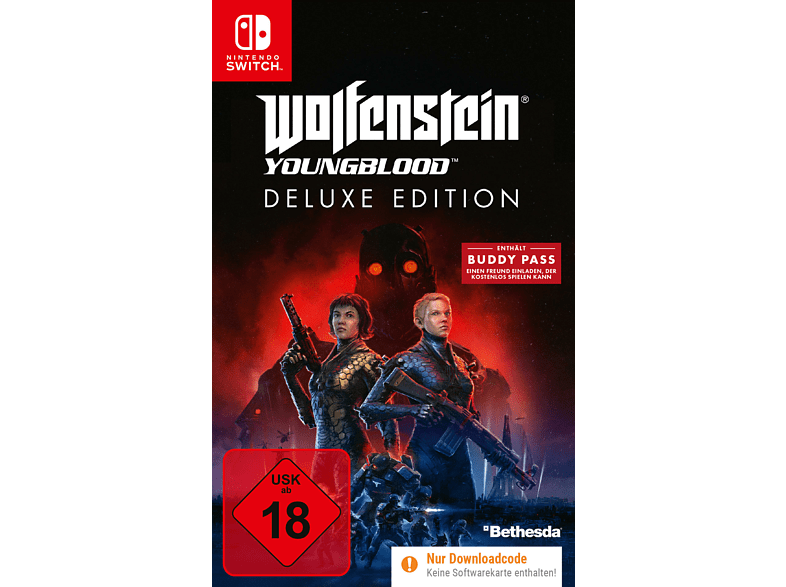 Wolfenstein Youngblood - Deluxe Edition [Nintendo Switch]