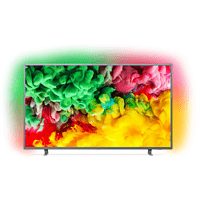 PHILIPS 65PUS6703/12 LED TV (Flat, 65 Zoll/164 cm, UHD 4K, SMART TV, Ambilight, SAPHI)