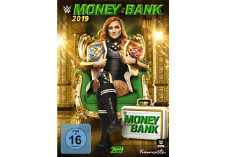 Money In The Bank 2019 - (DVD)