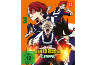 My Hero Academia - 2. Staffel - Box 3 [Blu-ray]