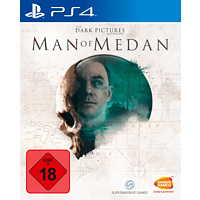 The Dark Pictures: Man of Medan [PlayStation 4]