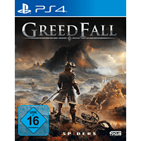 GreedFall [PlayStation 4]