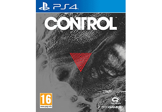 Control Deluxe UK PS4