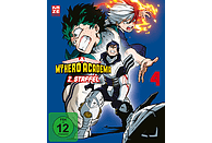My Hero Academia - Staffel 2 - Vol. 4 [DVD]