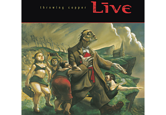 Live - Throwing Copper (25th Anniversary) LP + CD