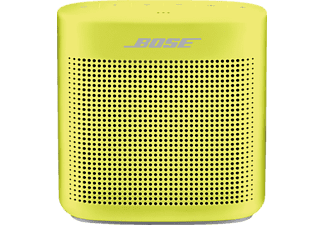 BOSE Soundlink Color BT II, Bluetooth Lautsprecher, Yellow/Citron