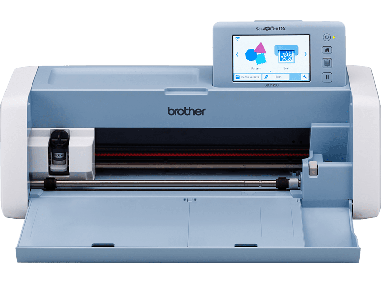 BROTHER SDX1200 Hobbyplotter
