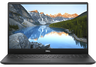 DELL Inspiron 15 7590, Notebook mit 15.6 Zoll Display, Core™ i7 Prozessor, 16 GB RAM, 512 GB SSD, GeForce GTX 1650, Schwarz