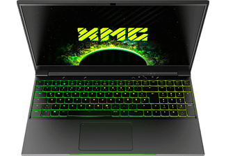 XMG NEO 15 M19 TGD, Gaming Notebook mit 15.6 Zoll Display, Core™ i7 Prozessor, 16 GB RAM, 512 GB SSD, GeForce RTX 2060, Schwarz