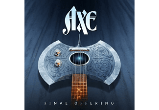 Axe - FINAL OFFERING - (CD)