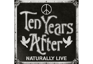 Ten Years After - NATURALLY LIVE -COLOURED- - (Vinyl)