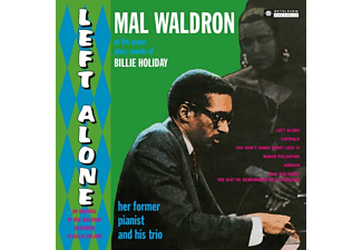 Mal Waldron - LEFT ALONE - (CD)