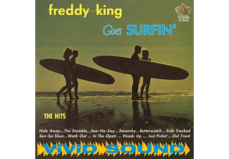 Freddy King - FREDDY KING.. -COLOURED- - (Vinyl)