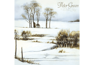 Peter Green - WHITE SKY -COLOURED/HQ- - (Vinyl)