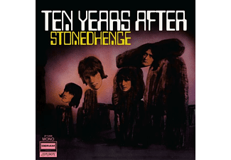 Ten Years After - STONEDHENGE -COLOURED- - (Vinyl)