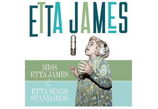 James Etta - MISS ETTA JAMES/ETTA.. - (Vinyl)