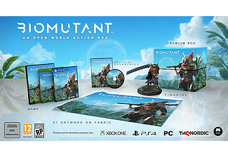 Biomutant Collectors Edition PlayStation 4