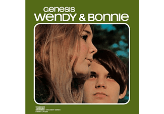 Wendy & Bonnie - GENESIS -COLOURED- - (Vinyl)