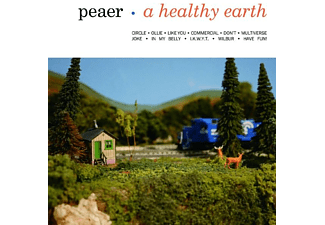Peaer - HEALTHY EARTH -COLOURED- - (Vinyl)