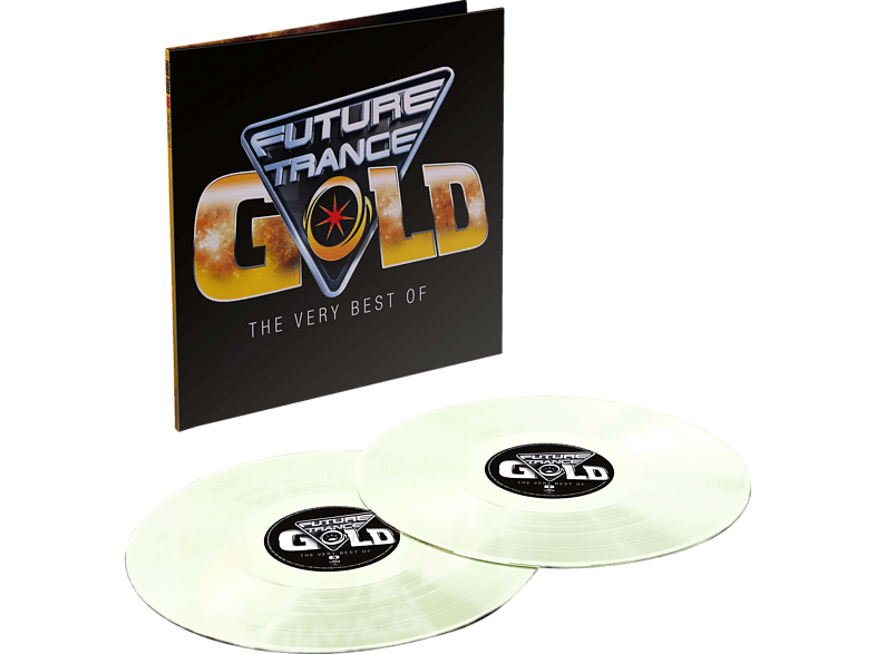 Various - Future Trance Gold – The Very Best Of (Limitierte Nummerierte Auflage von 1000 Stück) [Vinyl]