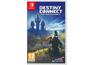 Destiny Connect: Tick Tock Travelers FR/NL Switch