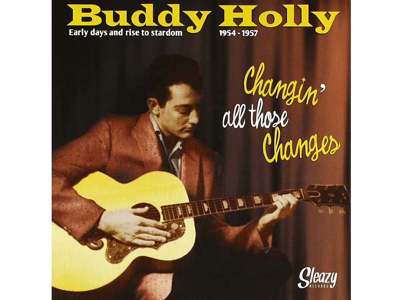 Buddy Holly - Early Days And Rise To Stardom 1954-1957 [Vinyl]