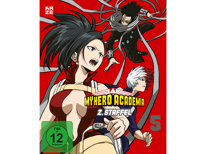 My Hero Academia - Staffel 2 - Vol. 5 [Blu-ray]