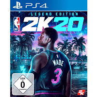 NBA 2K20 Legend Edition [PlayStation 4]