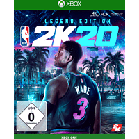 NBA 2K20 Legend Edition [Xbox One]