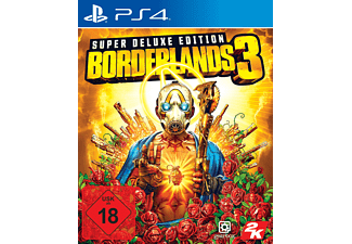 Borderlands 3 (Super Deluxe Edition) [PlayStation 4]