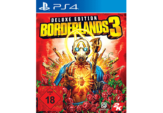Borderlands 3 (Deluxe Edition) [PlayStation 4]