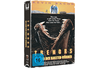 Tremors (Exklusive Tape Edition nummeriert) - (Blu-ray)